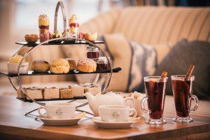 Festive Afternoon Tea for media