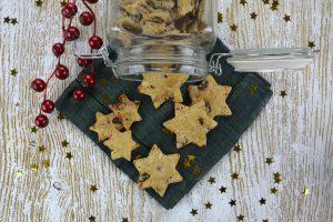 Forthglade Christmas stars recipe
