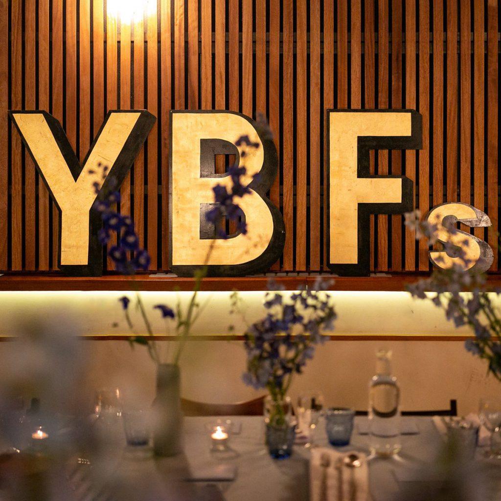 YBF (YOUNG BRITISH FOODIE) AWARDS